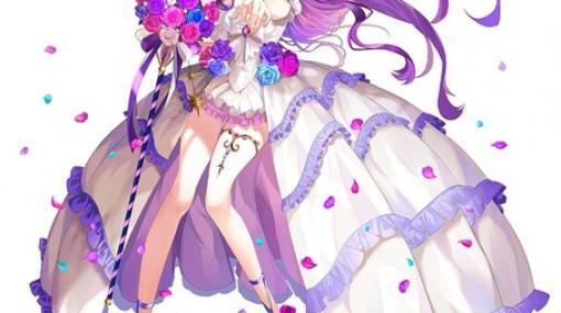 『イドラ』2.5周年を記念してウィンディス(声優:本渡楓)が花嫁衣装で登場!
