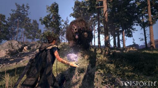 スクエニの新作オープンワールドARPG『FORSPOKEN』は、AMDの超解像技術を採用。滑らかなゲームプレイが垣間見える開発者映像公開