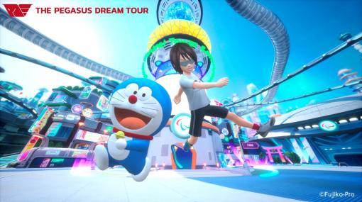"""「THE PEGASUS DREAM TOUR」はパラリンピックを題材にした""""アバターRPG""""に!元「FFXV」ディレクター田畑氏率いるJP GAMES最新作、遂に配信開始"""
