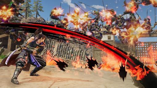 ストーリー&キャラクターを一新! シリーズ最新作、PS4/Switch/Xbox One「戦国無双5」本日発売特典が付属する3種の豪華版が同時発売