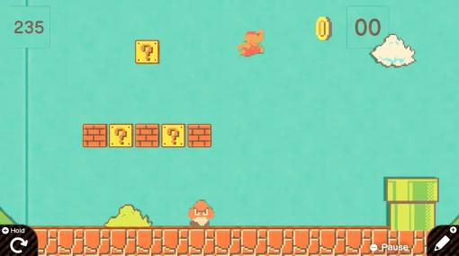 『はじめてゲームプログラミング』でデザインされた名作ゲームの再現版が続々登場。「マリオ」や「ポケモン」のほか「GTA」なども、「スマブラ」シリーズの生みの親の桜井政博氏も試作のデモ映像を発表