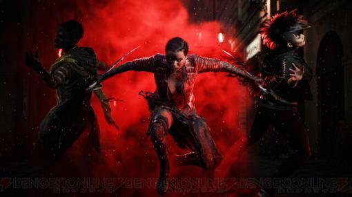 『Bloodhunt』開発者インタビュー。TRPG作品をバトロワへと変化させた理由とは