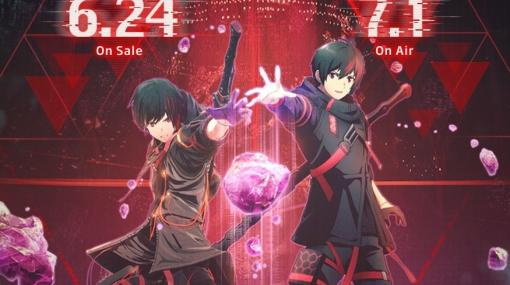 「SCARLET NEXUS」ゲーム&アニメコラボレーションビジュアル&PVが公開!連動要素も明らかに