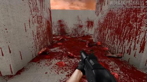 もはや芸術だ! 血肉に溢れるゴアシューター『Brutal Fate』最新開発映像が公開