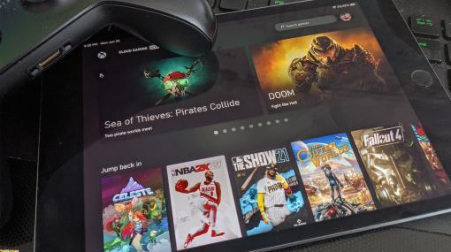 Xbox Cloud GamingがiOSデバイス&Windowsに正式対応。海外の22の提供国ではXbox Game Pass Ultimateメンバーなら誰でも利用可能に