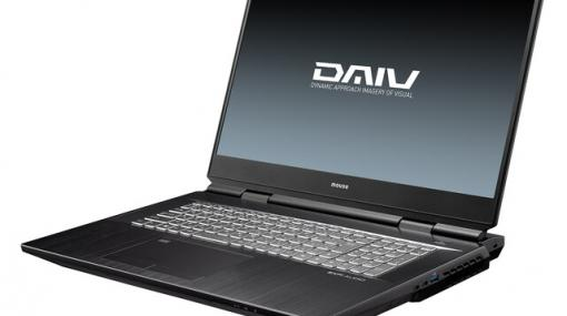 マウス、最新RTX 3080 Laptop GPUを採用した17.3型クリエイター向けノートPCをリニューアル