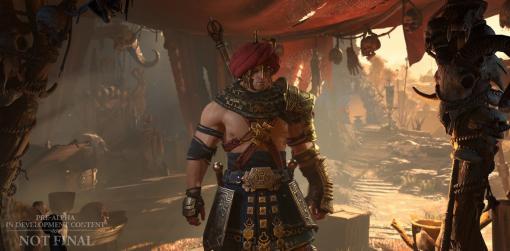 『ディアブロ IV』はグラフィック向上によりゲームプレイ面でさまざまな新要素導入。キャラクターの顔や髪型を変更可能