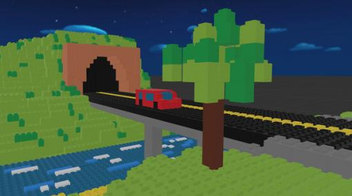 VRマルチプレイヤーサンドボックス『BricksVR』早期アクセス開始―心ゆくまでブロック玩具で遊ぼう