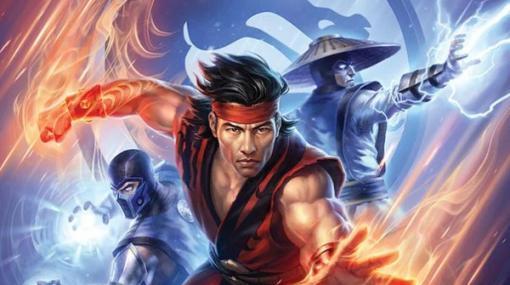 『モータルコンバット』長編アニメ続編「Mortal Kombat Legends: Battle of the Realms」トレイラー公開