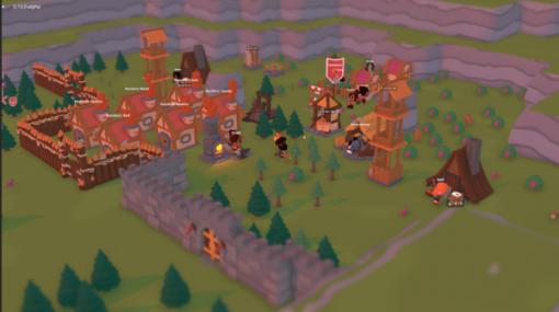 共に作る王国建設ARPG『Kingdom Builders』―小規模タイトルからビッグタイトルになる様を体験して欲しい【開発者インタビュー】