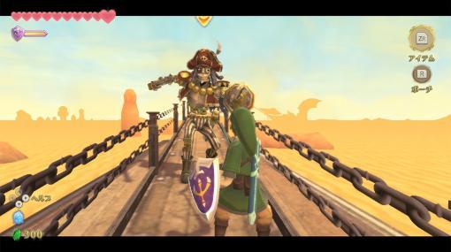 Nintendo Switch『ゼルダの伝説 スカイウォードソード HD』 ゲームプレイの改善点を紹介する最新映像公開。ムービーがスキップ可能に