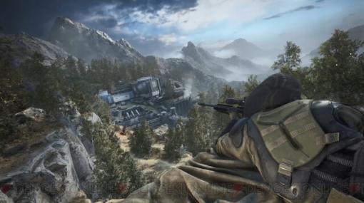 プレイ映像も美麗で大迫力! 『Sniper Ghost Warrior Contracts 2』新PVの演出がすごい