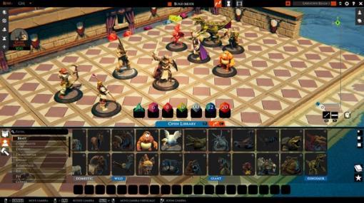 自作のTRPGをオンラインプレイ!TRPG作成ツール『TaleSpire』の魅力に迫る【デジボで遊ぼ!】