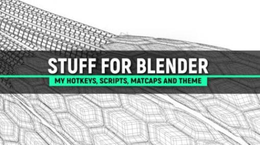 ARMORED Toolkit for Blender - 便利スクリプトやMaya風操作などをまとめたBlender向けツールセットアドオンが無料公開!