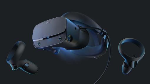 Facebook,PC接続型のVR対応HMD,「Oculus Rift S」の販売を終了と発表