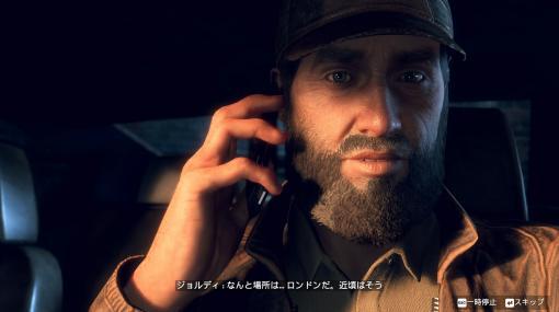 """「ウォッチドッグス レギオン」の最新DLC""""ブラッドライン""""インプレッション。エイデンとレンチに再び会える,ファンに嬉しい物語が展開"""