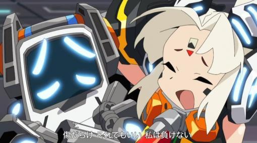 機械の少女によるローグライトアクション『メタリックチャイルド』どこか懐かしさを感じるアニメPVが公開。制作は『キルラキル』『SSSS.GRIDMAN』で知られるTRIGGER