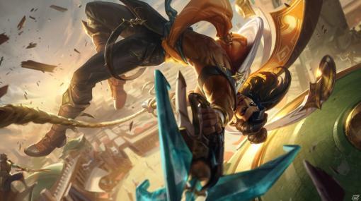 ライアットゲームズの全てのゲームタイトルがリンクする大型イベント「光の番人- Sentinels of Light -」が7月9日より順次開催!
