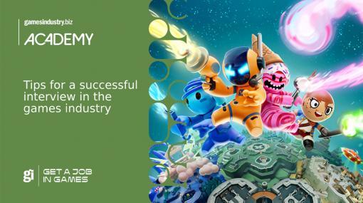 【ACADEMY】ゲーム業界の面接を成功させるコツ