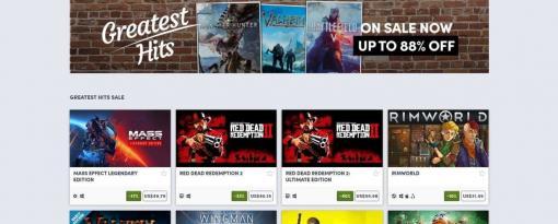 『サイバーパンク2077』『デス・ストランディング』など人気ゲームを多数含む最新セール「Greatest Hits Sale」がHumble Storeで開始。期間は7月17日(土)の午前2時まで