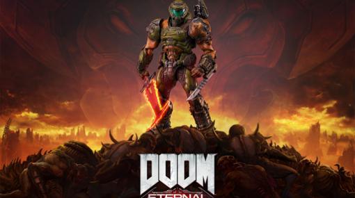 "「Doom Eternal」,""ドゥームスレイヤー""がアクションフィギュアfigmaで登場。予約受付を開始"