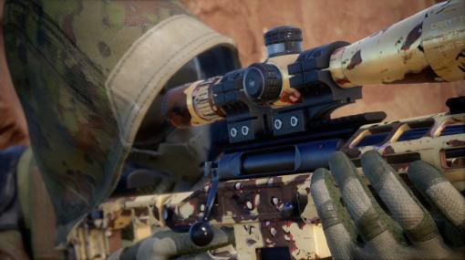 「Sniper Ghost Warrior Contracts 2」プレイレポート。リアルな狙撃の雰囲気はそのままに演出やゲーム的な仕掛けが強化されたシリーズ最新作