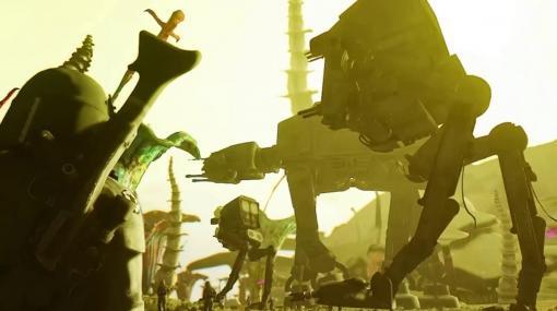 『Fallout: New Vegas』のスターウォーズRPG化Mod開発中。魅力的ながらもアセット流用ありで先行き不透明