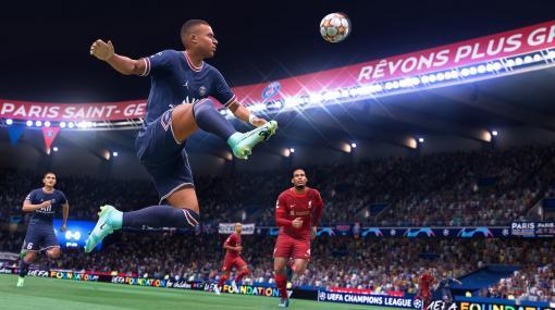 サッカーゲーム『FIFA 22』正式発表。新技術の導入により、シリーズ史上最高のリアリズムを実現