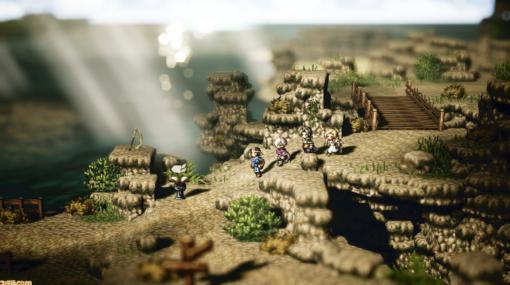 """『オクトパストラベラー』発売3周年。ドット絵に3Dの要素を加えた""""HD-2D""""が革新的だったRPG【今日は何の日?】"""