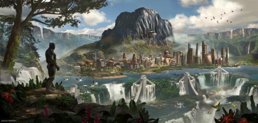 「Marvel's Avengers」の次期DLC「ワカンダの戦い」を紹介するコンセプトアートが公開