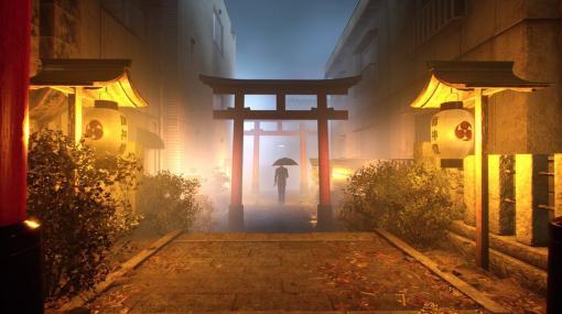 忍者エクソシストアクション『Ghostwire: Tokyo』発売延期、2022年初頭リリースへ。チームの健康と理想のゲーム実現のため