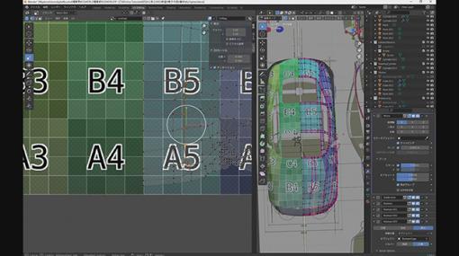 [お知らせ]第76回:クルマモデリング(29)~ディティールアップ(9)~が配信開始(BlenderでCGをはじめよう!ゼロから学ぶ3DCG教室) - ニュース