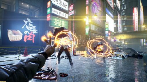 『Ghostwire: Tokyo』の発売が2022年初頭に延期。人々が姿を消した東京を舞台に、印を切って怪異と戦う一人称視点アクションアドベンチャー