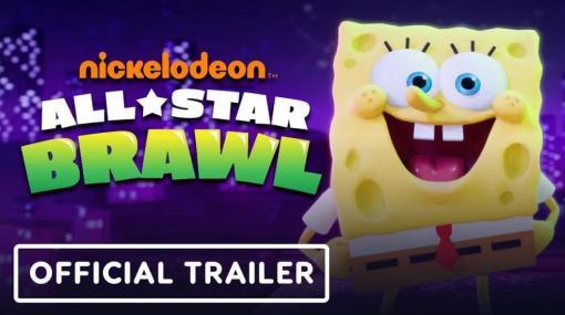『スポンジ・ボブ』や『ニンジャ・タートルズ』などの「ニコロデオン」の人気キャラクターが対決するスマブラ風格闘アクション『Nickelodeon All-Star Brawl』が今秋発売へ。オンラインマルチ対戦モードも搭載