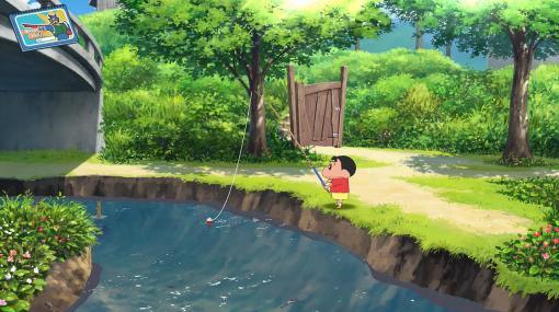 忘れられない夏休みがはじまる。Switch「クレヨンしんちゃん『オラと博士の夏休み』~おわらない七日間の旅~」本日発売
