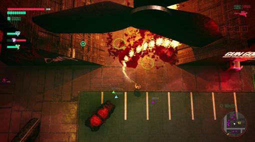 『GTA2』リスペクトなサイバーパンクアクション『Glitchpunk』の早期アクセス版が8月11日リリース。銃や車、ハッキングで警察や専制政治を相手に暴れ回ろう