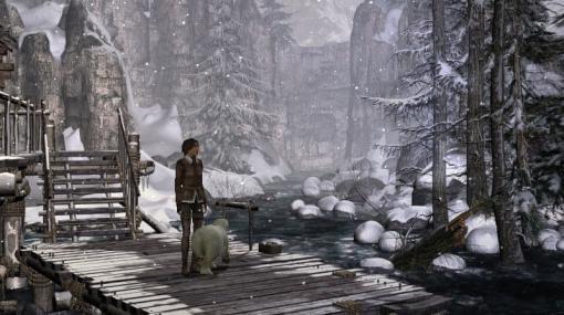 名作ポイントアンドクリックアドベンチャー『Syberia』と『Syberia II』の無料配布がGOG.comにてスタート。日本語にも対応