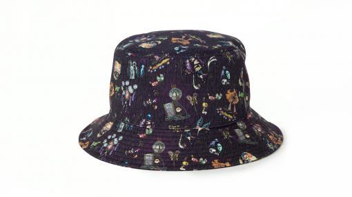 CA4LA×「マギアレコード」のコラボアイテムが7月31日に発売。魔女たちを描いた総柄生地の帽子など合計4アイテムをラインナップ
