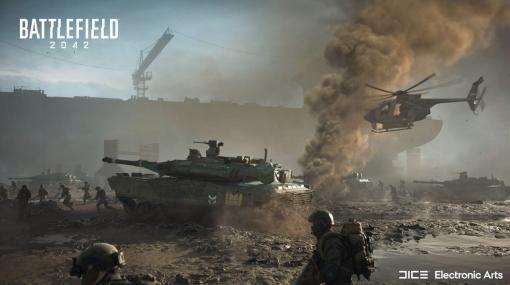 「Battlefield 2042」,製品版のクロスプレイ仕様やスペシャリスト,乗り物,AI兵士などに関する最新情報が一挙公開