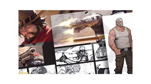 """『オーバーウォッチ』アートブックの第2弾が発売。シネマティックトレーラーに使用された全11楽曲を収録する新しいサウンドトラック‶Overwatch: Animated Shorts""""も配信開始"""