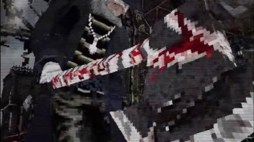 海外ファン手がける初代PS風デメイク版『Bloodborne』最新映像! ガスコイン神父とのバトルが披露