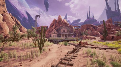 【期間限定無料】『Myst』開発元のVR対応SF ADV『Obduction』火星舞台の経済RTS『Offworld Trading Company』配布開始