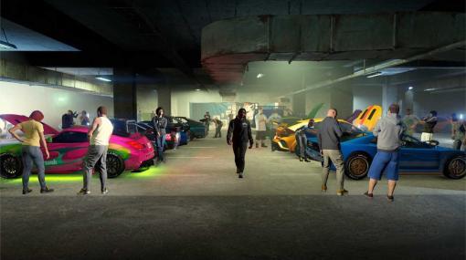 『GTAオンライン』大型アップデート「Los Santos Tuners」7月20日配信へ。ソーシャルスペースやレース追加で愛車活躍の場広がる