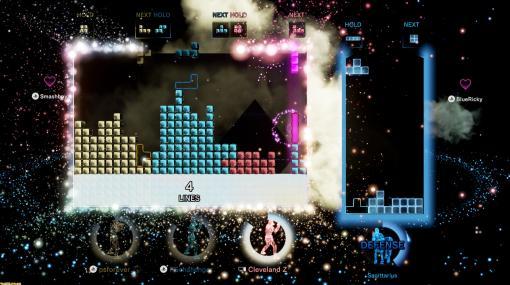 『テトリス エフェクト・コネクテッド』Steam版が8月18日に発売決定。クロスプラットフォームマルチプレイや観戦モードが追加