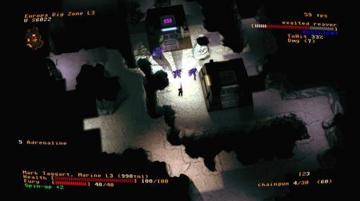 SFローグライクRPG『Jupiter Hell』新映像公開、8月5日正式リリースへ。『DOOM』二次創作作品の精神的後継作