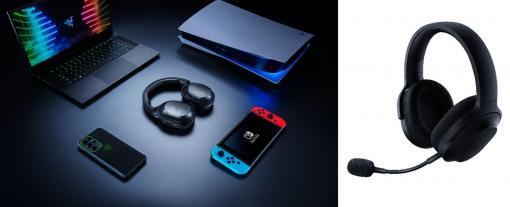 Razer、ヘッドセット3製品を国内発売へ。PS4やNintendo Switchでも使えるワイヤレスヘッドセットなど