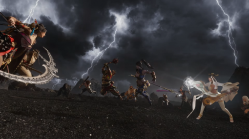 PS+8月フリプ対象バトルロイヤル『ハンターズアリーナ:レジェンド』新たなシネマティックトレイラー公開