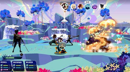 日本のゲームに影響を受けた期待のコロンビア産インディー「Cris Tales」開発者インタビュー「マリオRPG」や「まどマギ」の影響を受けたというエピソードも