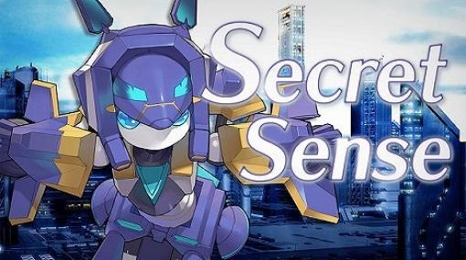 """「メダロットS」,リアリラが歌う楽曲""""Secret Sense""""のMVが公開"""