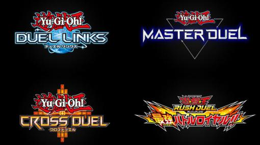 『遊戯王マスターデュエル』はアプリとコンシューマで展開予定。新世代4人対戦『クロスデュエル』も制作中